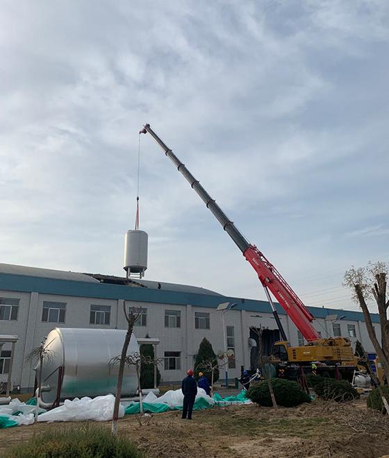 太阳山300t吊车租赁